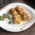 Фирменный кебаб из картофеля | Potato original kebab