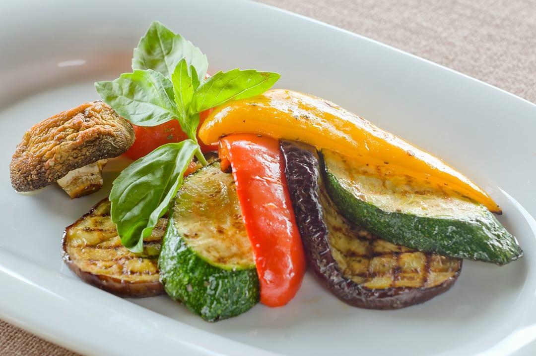 Овощи на гриле | Grilled vegetables