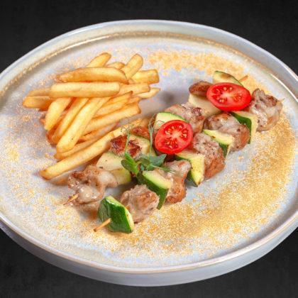 Шашлычок куриный на шпажке | Small Chicken Shashlyk on a skewer