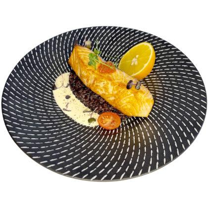 Норвежский лосось на гриле | Grilled salmon