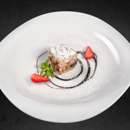 МИНИ-ПИРОЖНОЕ С ЧЕРНОСЛИВОМ | Mini prune cake