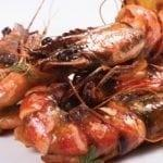 Гигантские тигровые креветки | Gigant tiger prawns