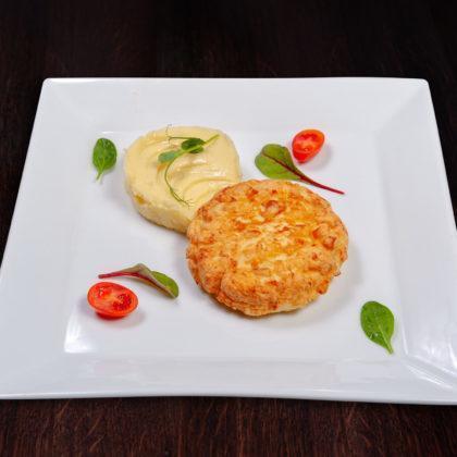 Рубленая котлета из курицы | Chopped chicken patties