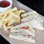 Клаб-сендвич с курицей | Club Sandwich with Chicken