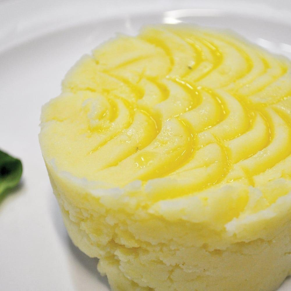 Пюре из сельдерея с добавлением картофеля | Celery puree with added potato