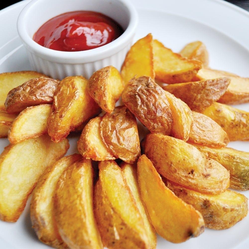 Картофель по-деревенски | Country Style Potatoes