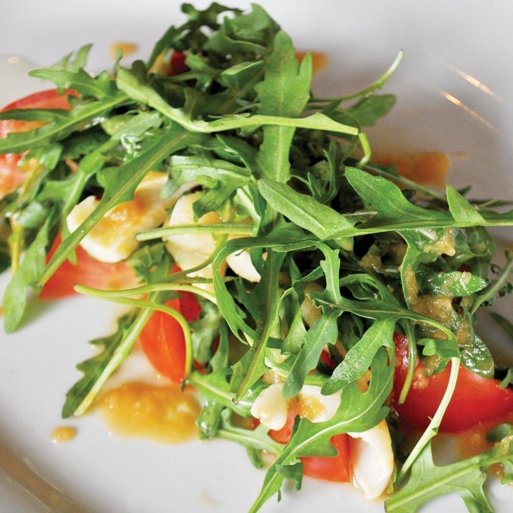 Салатик с кальмаром | Squid salad