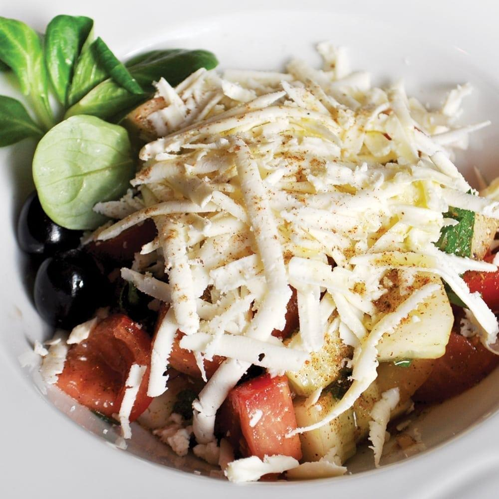 Салат «Шопский» | Shopska salad