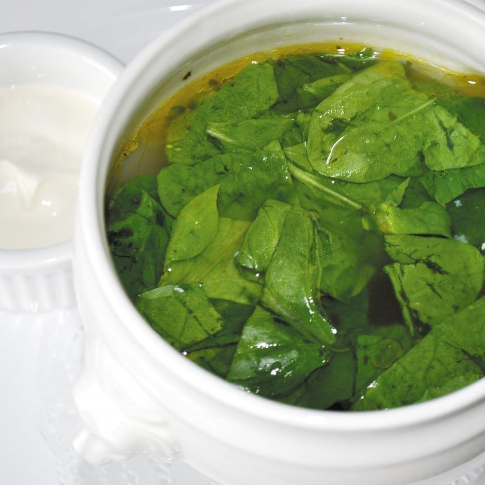 Щавелевый суп | Sorrel soup