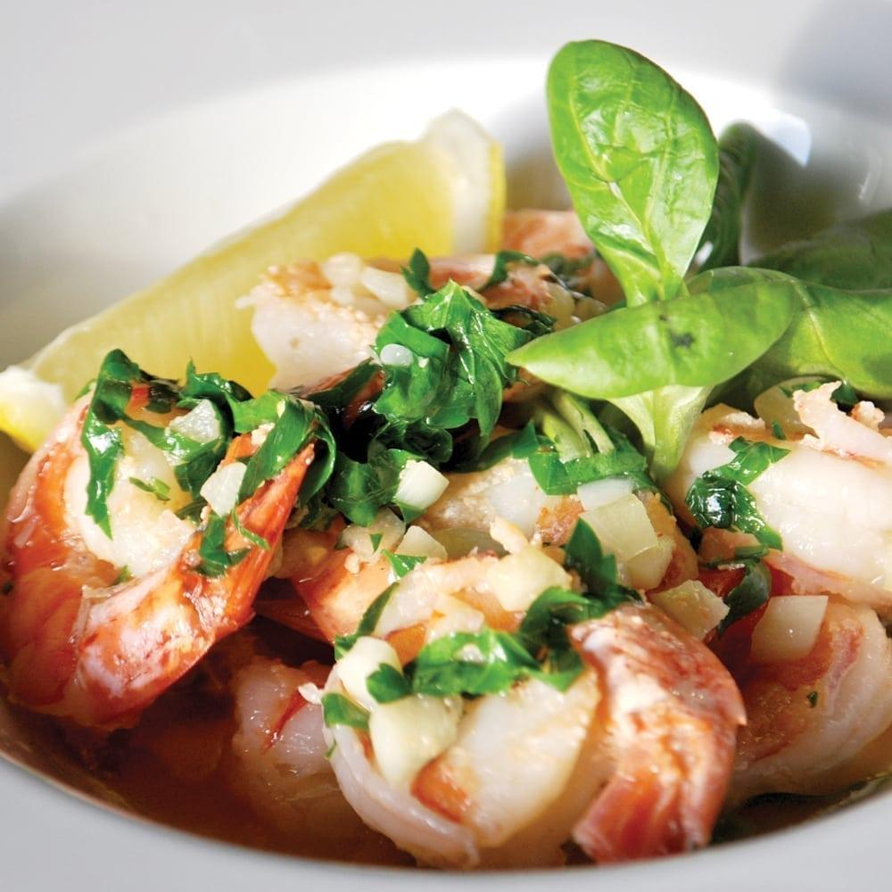 Креветки по-испански «Пиль-пиль» | Spanish Pil-pil prawns