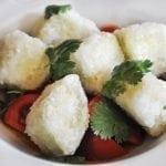 Салат из помидоров   Tomato salad