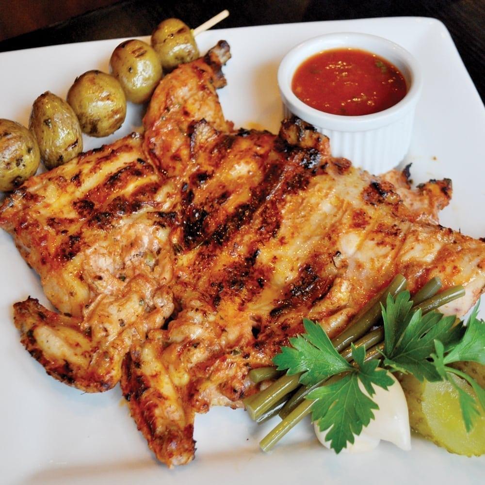 Фермерский цыплёнок тапака | Tapak farm chicken