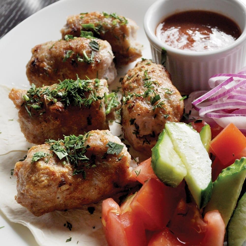 Фирменный кебаб из телятины | Veal original kebab
