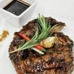 Мраморный стейк «Рибай» | Marbled Ribeye steak