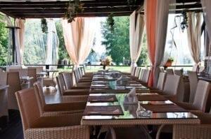 Летняя веранда, Ресторан «Поместье»