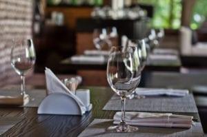 Европейский зал, Ресторан «Поместье»