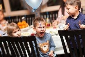 Детский праздник в «Поместье-парк»