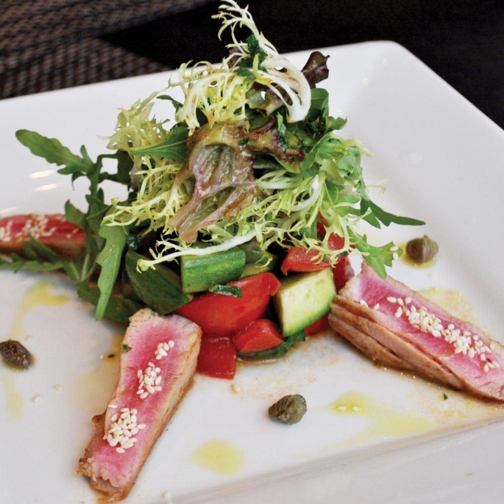 Cалат с тунцом | Tuna salad