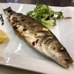 Сибас целиком   Sea bass