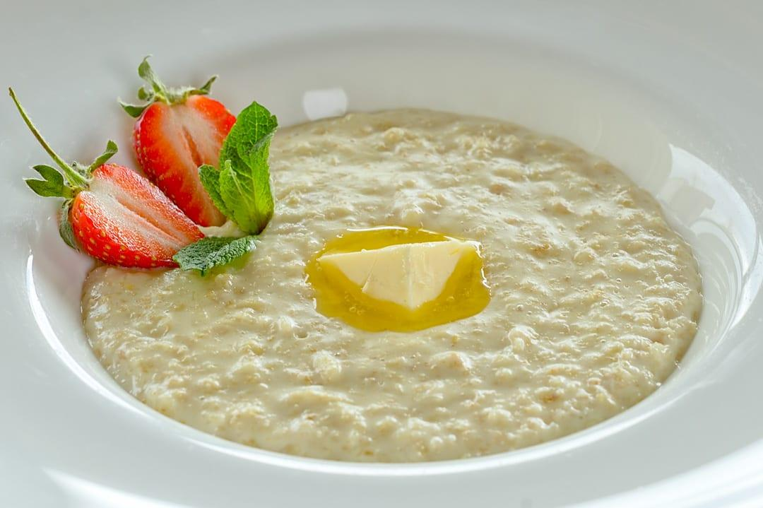 Каша овсяная классическая | Oatmeal porridge