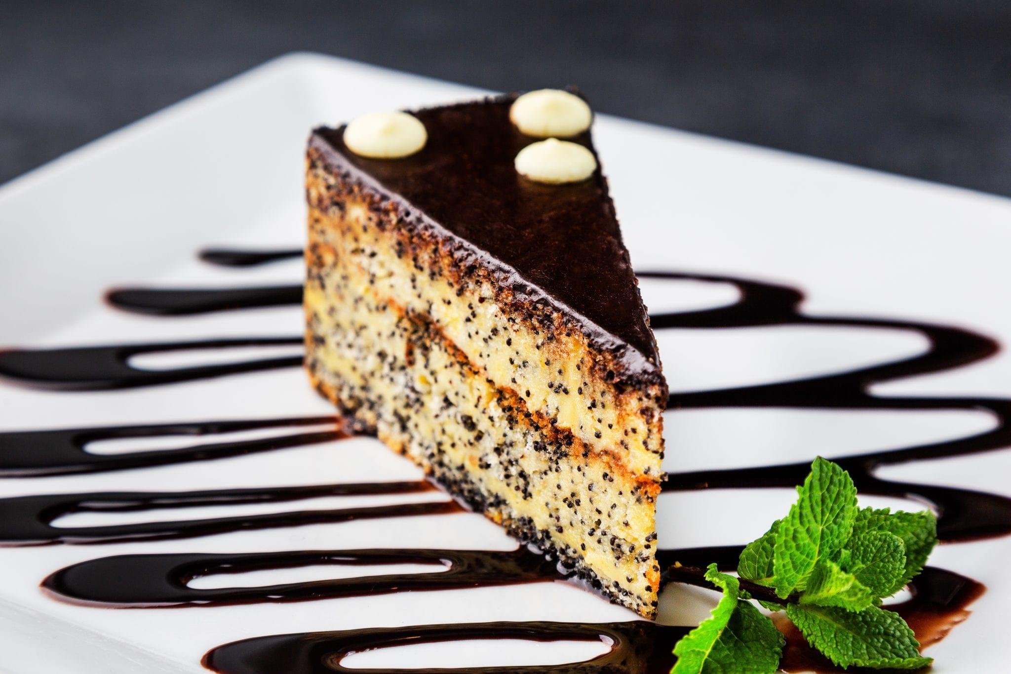 Маковый торт | Poppy cake
