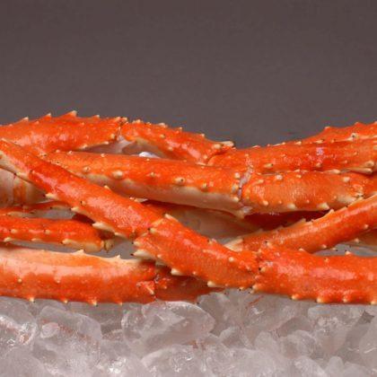 Клешни камчатского краба | Kamchatsky crab tongs