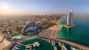 Романтическое путешествие свадьба Поместье Парк Дубай
