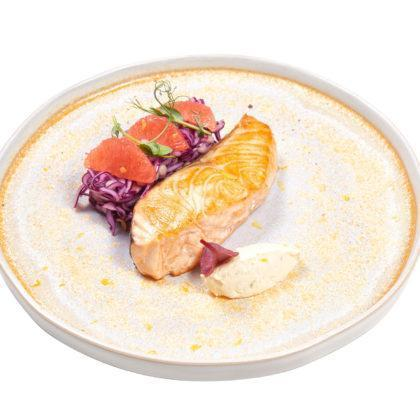 NEW Лосось на гриле | Grilled salmon