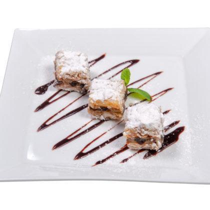Пироженое с черносливом | Prune cake