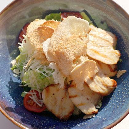 Салат «Цезарь с курицей» | Caesar salad with chicken