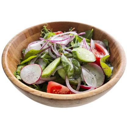 Большой овощной салат от Шефа | Chef's Big Vegetable Salad
