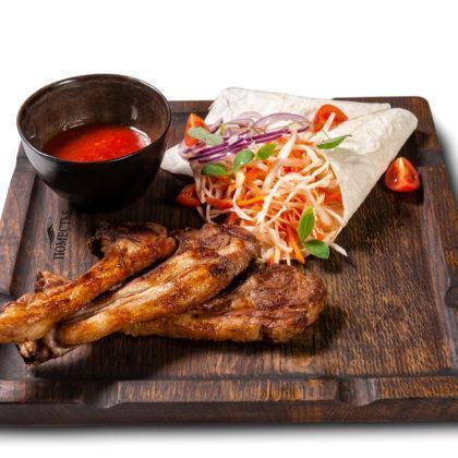 Корейка барашка | Loin bee-lamb
