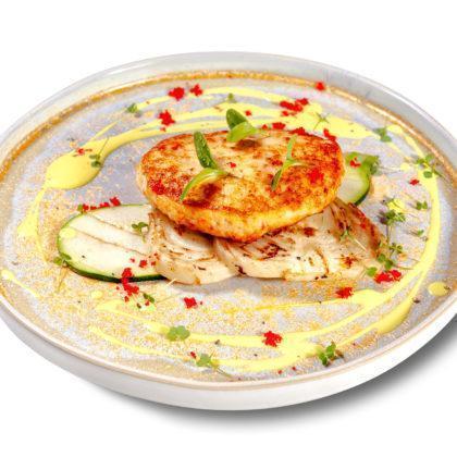 NEW Котлеты из краба и креветок | Crab and shrimp rissole