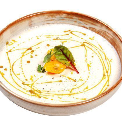 NEW Крем-суп из лосося | Salmon cream soup