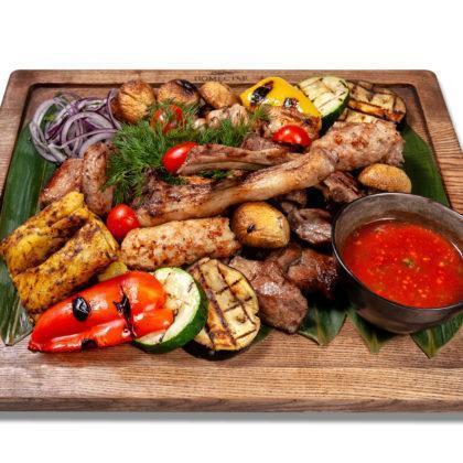 Ассорти «Мангал» | Mixed BBQ grill