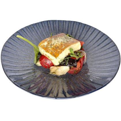 Запеченый сыр «Халуми» / Baked Halloumi cheese