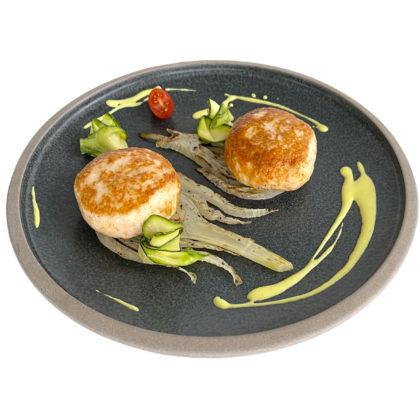 Котлеты из краба и креветок | Crab and shrimp rissole