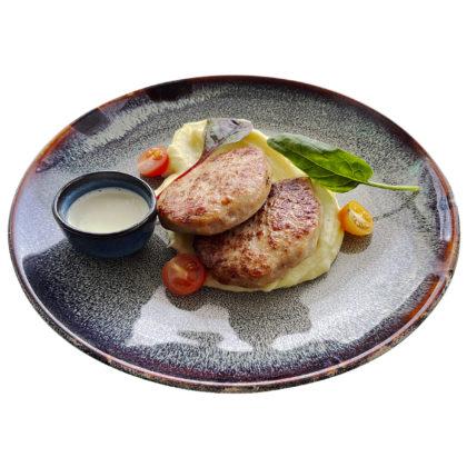 Котлеты из курицы | Chicken rissole