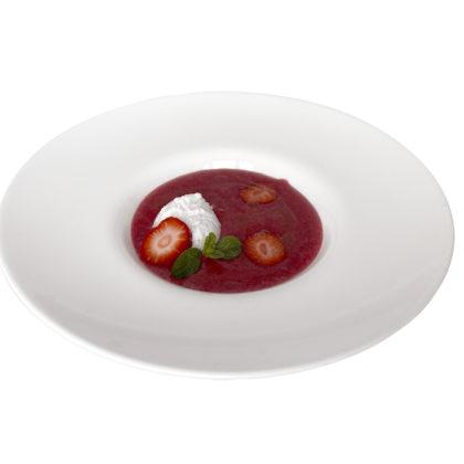 Гаспачо из клубники / Strawberry gazpacho
