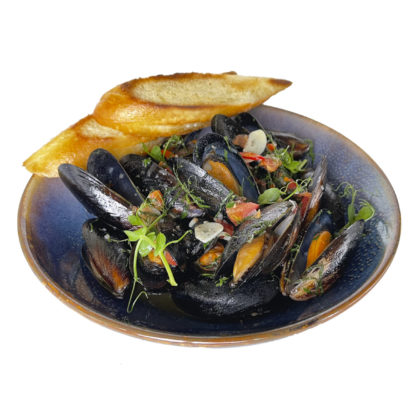 Мидии «Маринара» / Marinara mussels
